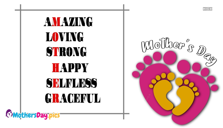 Happy Mothers Day Wishes For Facebook | Amazing Loving Strong Happy Selfless Graceful