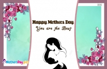Happy Mothers Day Greetings To A Friend