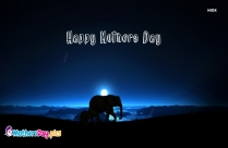Happy Mothers Day Elephant