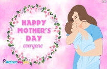 Happy Mothers Day Everyone Image