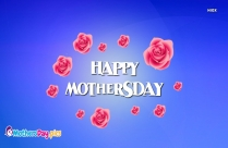 Happy Mothers Day Roses